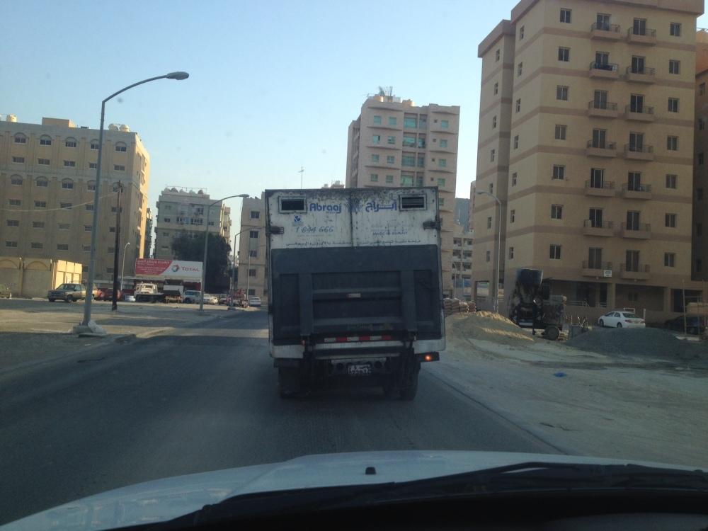 abraaj truck